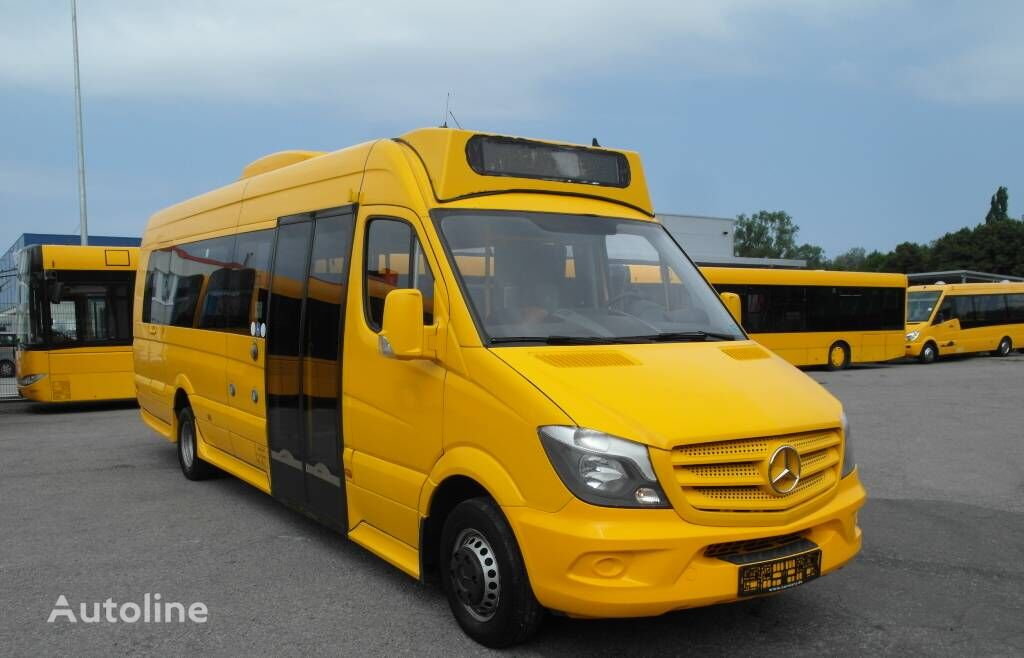 MERCEDES-BENZ O 519 CDI Sprinter City 65/Euro 6/Klima/19/Sitze/516/ autobús urbano