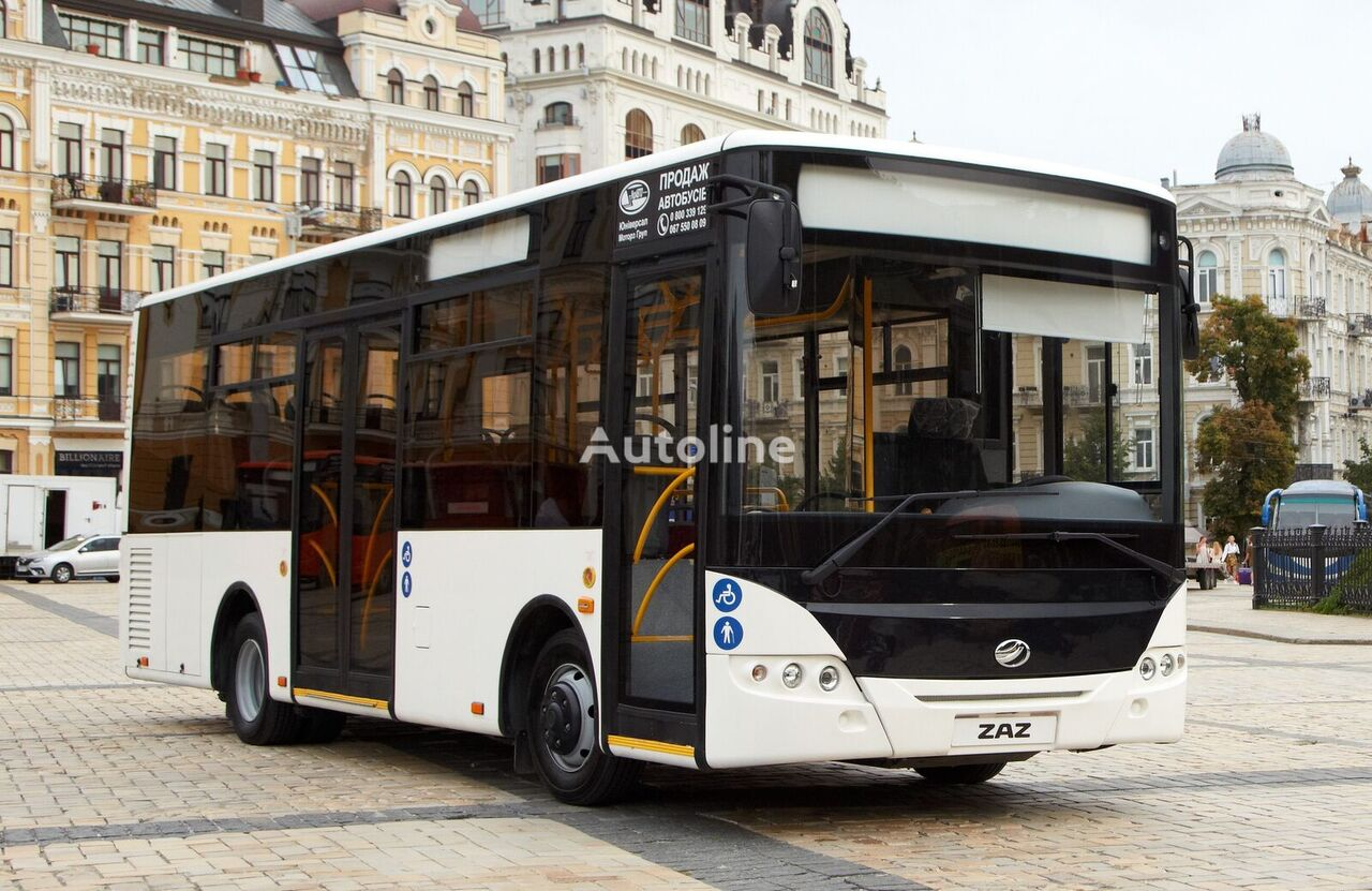 ZAZ A10S3A autobús urbano nuevo