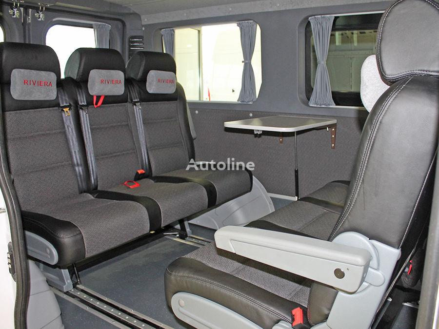FIAT Ducato furgoneta de pasajeros nueva