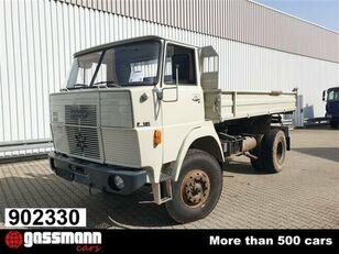 HANOMAG F 161 AK 4x4 F  camión caja abierta