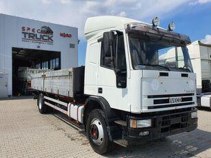 IVECO EuroCargo 150E23, full Steel, Manual  camión caja abierta