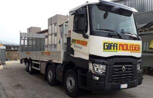 RENAULT C460 camión caja abierta
