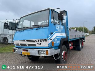 STEYR 1491.280 / 6X4 / First Owner / Top Condition / Full Steel / NL T camión caja abierta