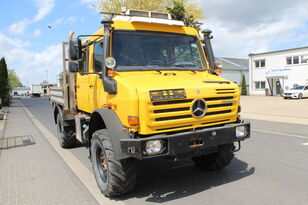 MERCEDES-BENZ Unimog U 4000 437/25 EURO 5 Motor NEU camión caja abierta