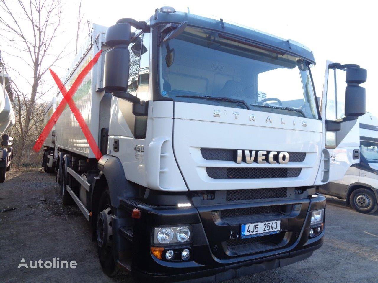 IVECO STRALIS 260S45 camión chasis
