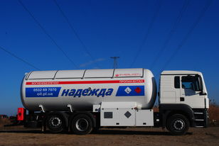 EVERLAST АЦГ-24 camión cisterna de gas nuevo