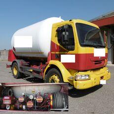 RENAULT 270 camión cisterna de gas