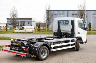 Mitsubishi Fuso 9C18 AMT + KING HZ6R Hooklift camión con gancho nuevo