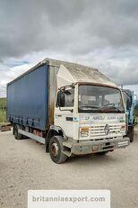RENAULT Midliner M140.13 left hand drive 6 cylinder 13 ton full springs camión con lona corredera