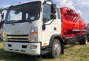 JAC Автотопливозаправщик АТЗ-8 на шасси JAC N 120 camión de combustible nuevo