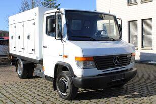 MERCEDES-BENZ Vario613D ICE-33°C 182tkm Radstand3150 Euro 5 camión de helados