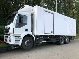 IVECO Stralis 330  MOTORSCHADEN camión frigorífico