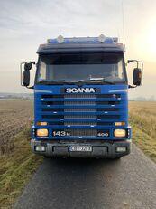 SCANIA 143M 400  camión frigorífico