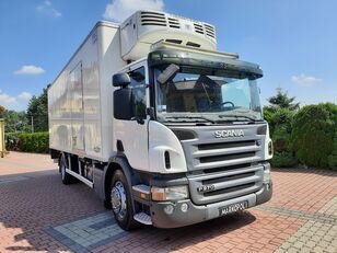 SCANIA P 270 NOWE OPONY 420tyś km sprowadzony camión frigorífico