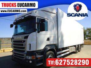 SCANIA R 480 camión frigorífico