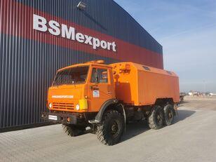 KAMAZ 4310 camión furgón