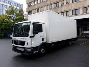 MAN TGL 12.250 Koffer+HF camión furgón
