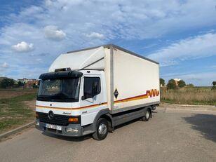 MERCEDES-BENZ ATEGO 818 L ***CAJA CERRADA*** camión furgón