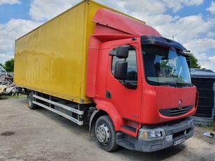 RENAULT MIDLUM 220 KONTENER+LBW KLIMA EURO 4 camión furgón