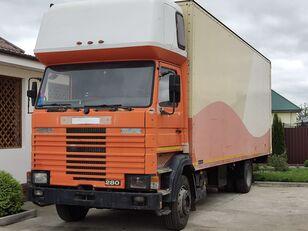 SCANIA 93 P 280 camión furgón