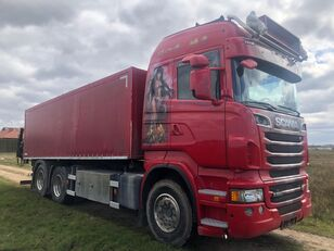 SCANIA R560 V8 HDS 19TON/m TR.084 camión furgón