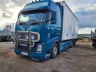 VOLVO FH12 460  camión furgón