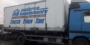 MERCEDES-BENZ ACTROS 1831 Euro 3 DALIMIS camión furgón para piezas