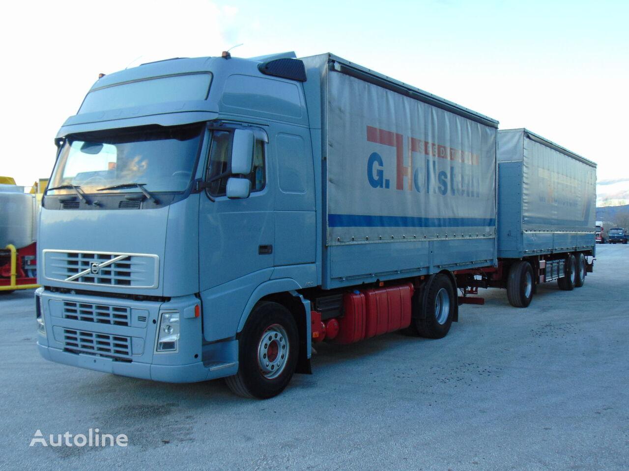 camión furgón VOLVO FH 480