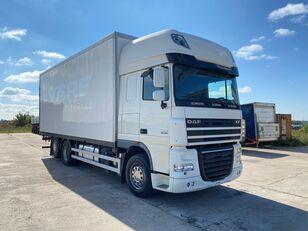 DAF XF 105.460 Open side 6x2 camión isotérmico
