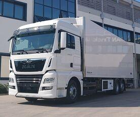 MAN TGX 26.470 6X2-4 LL camión isotérmico nuevo