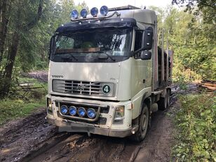 VOLVO FH-440 Manual camión maderero