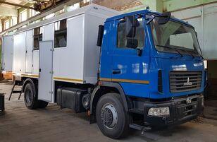 MAZ 5340 camión militar nuevo