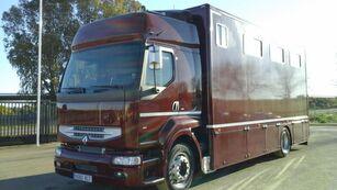 RENAULT PREMIUN 340 camión para caballos