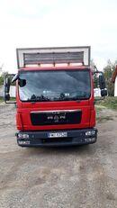 MAN camión para transporte de aves