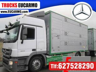 MERCEDES-BENZ ACTROS 25 44 camión para transporte de ganado
