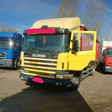 SCANIA 94.260 camión para transporte de ganado