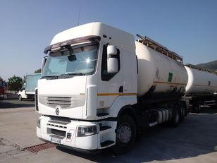 RENAULT PREMIUM 450 DXI camión para transporte de harina