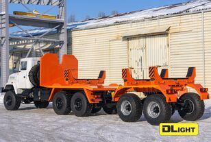 KRAZ 6322-05 camión para transporte de tubos nuevo