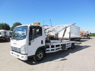 ISUZU N75.190 camión portacoches