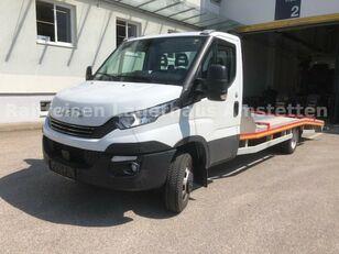 IVECO Daily 50 C 18 Járműszállító Csörlővel és Rámpával camión portacoches