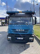 IVECO Stralis 450 camión portacoches + remolque portacoches