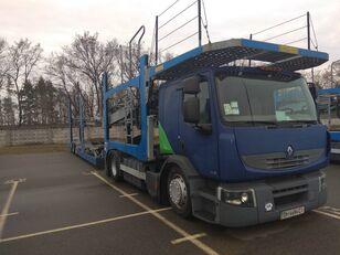 RENAULT ROLFO ARCTIC 6 camión portacoches nuevo + remolque portacoches