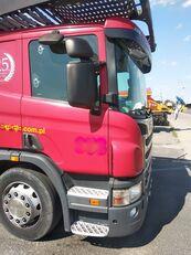 SCANIA P360 camión portacoches + remolque portacoches
