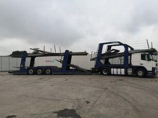 VOLVO FM 13 440 camión portacoches
