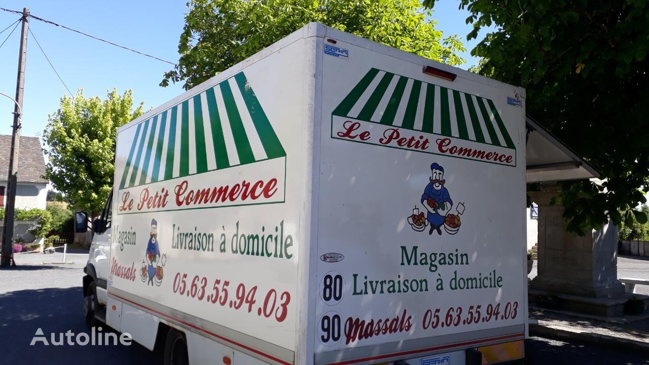 RENAULT Mascott 110 camión tienda