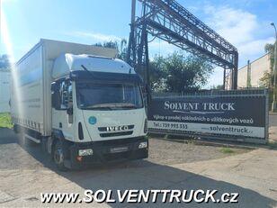 IVECO Eurocargo 120E25,EEV, shrnovačka + čelo camión toldo