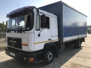 MAN 12.232 Neu Aubau 6 Zylinder camión toldo