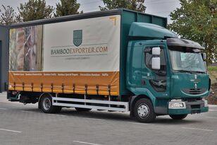 RENAULT Midlum 220dxi в Лизинг camión toldo