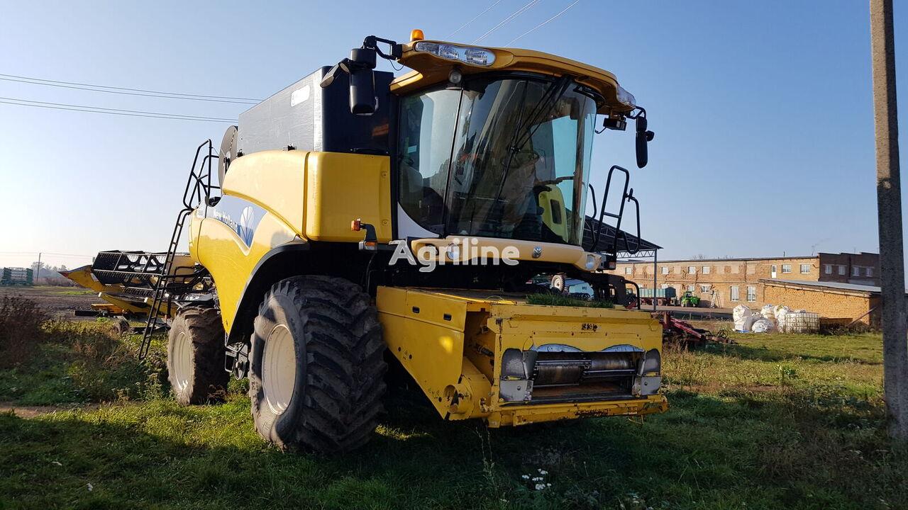 NEW HOLLAND CR980 cosechadora de cereales