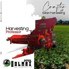 SOLMAX STEEL PROFESSOR- BEAN HARVESTIN MACHINE cosechadora de guisantes nueva